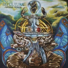 Machine Messiah (Limited Edition) mp3 Album by Sepultura