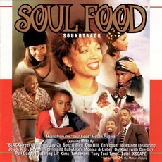 """Soul Food Soundtrack: Music From the """"Soul Food"""" Motion Picture by Various Artists"""