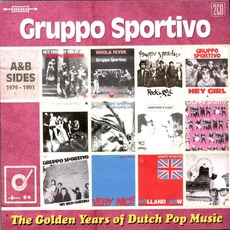 The Golden Years Of Dutch Pop Music mp3 Compilation by Various Artists