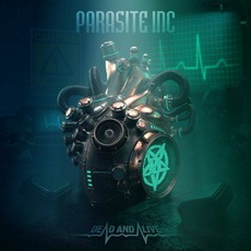 Dead And Alive mp3 Album by Parasite Inc.