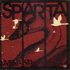 Live At La Zona Rosa 3.19.04 mp3 Live by Sparta