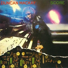Score (Re-Issue) by Duncan Mackay