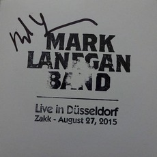 Live In Düsseldorf, Zakk - August 27th, 2015 by Mark Lanegan