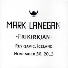 Frikirkjan: Reykjavik, Iceland, November 30, 2013 by Mark Lanegan
