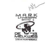 De Melkweg: Live In Amsterdam, July 29, 2016 by Mark Lanegan Band