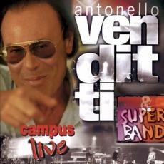 Campus - Live mp3 Live by Antonello Venditti