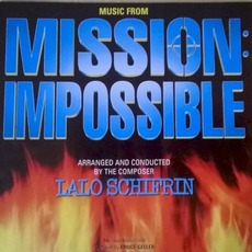 Music From Mission: Impossible mp3 Soundtrack by Lalo Schifrin