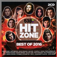 Radio 538 Hitzone: Best of 2016 mp3 Compilation by Various Artists