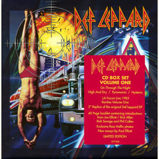 The Collection: Volume One (Limited Edition) mp3 Artist Compilation by Def Leppard