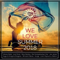 We Love Summer 2018 mp3 Compilation by Various Artists
