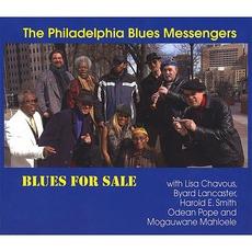 Blues For Sale mp3 Album by The Philadelphia Blues Messengers