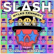 Living the Dream mp3 Album by Slash