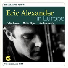 In Europe mp3 Album by Eric Alexander