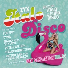 ZYX Italo Disco: New Generation, Vol.13 mp3 Compilation by Various Artists