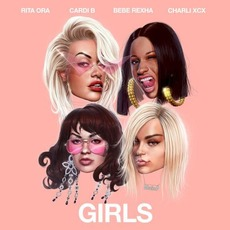Girls mp3 Single by Rita Ora