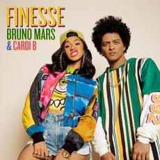 Finesse (remix) by Bruno Mars & Cardi B