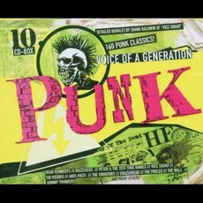 Punk: Voice of a Generation mp3 Compilation by Various Artists