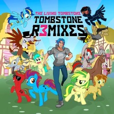 Tombstone Remixes by The Living Tombstone