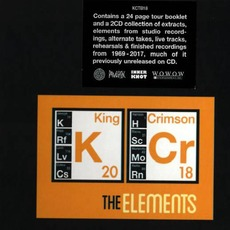 The Elements: 2018 Tour Box mp3 Artist Compilation by King Crimson
