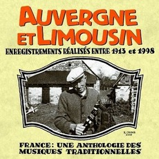 Auvergne et Limousin, CD3 mp3 Artist Compilation by Guillaume Veillet