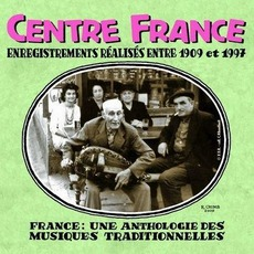 Centre France, CD4 mp3 Artist Compilation by Guillaume Veillet