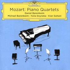 Piano Quartets mp3 Album by Wolfgang Amadeus Mozart