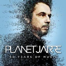 Planet Jarre: 50 Years Of Music mp3 Album by Jean-Michel Jarre
