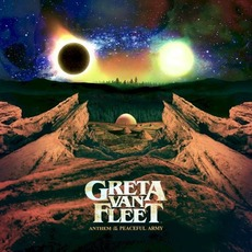 Anthem Of The Peaceful Army mp3 Album by Greta Van Fleet