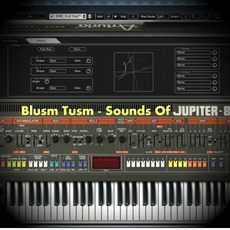 Sounds Of Jupiter by Blusm Tusm