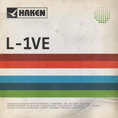 L-1VE (Live) mp3 Live by Haken