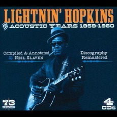 The Acoustic Years 1959-1960 (Remastered) by Lightnin' Hopkins