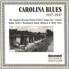 Carolina Blues 1937-1947 mp3 Compilation by Various Artists