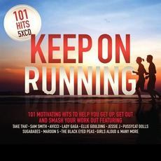 101 Hits: Keep On Running mp3 Compilation by Various Artists