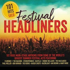 101 Hits: Festival Headliners by Various Artists