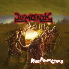 Rise from Chaos by Demonik