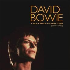 A New Career in a New Town (1977-1982) (Limited Edition) by David Bowie