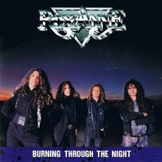 Burning Through The Night by Roxanne