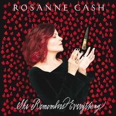 She Remembers Everything (Deluxe Edition) mp3 Album by Rosanne Cash