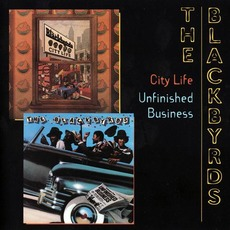 City Life / Unfinished Business mp3 Artist Compilation by The Blackbyrds