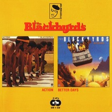 Action / Better Days mp3 Artist Compilation by The Blackbyrds