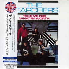 Take Me For What I'm Worth (Japanese Edition) by The Searchers