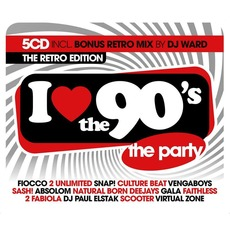 I Love The 90's: The Retro Edition by Various Artists
