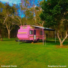 Raspberry Caravan by Coloured Clocks