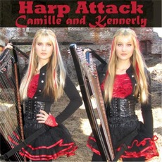 Harp Attack mp3 Album by Camille and Kennerly