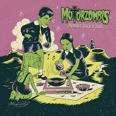 Monster Rock N' Roll mp3 Album by Motorzombis