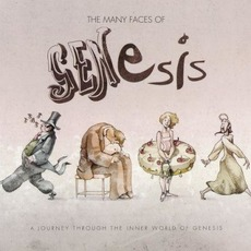 The Many Faces Of Genesis mp3 Compilation by Various Artists