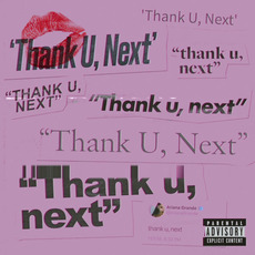 thank u, next mp3 Single by Ariana Grande