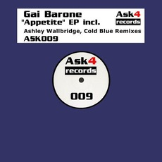 Appetite EP by Gai Barone