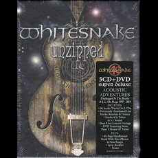 Unzipped (Super Deluxe Edition) mp3 Artist Compilation by Whitesnake