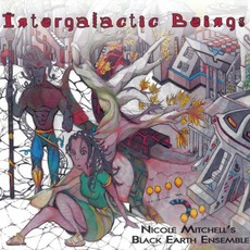 Intergalactic Beings mp3 Album by Nicole Mitchell's Black Earth Ensemble